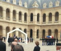 Hommage Mauroy Invalides 1