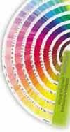 L'indispensable nuancier Pantone
