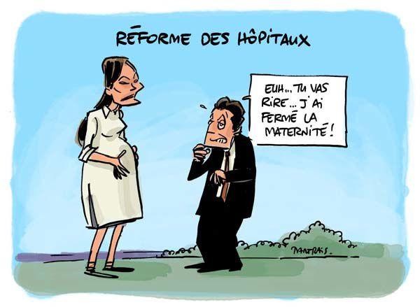 reforme hopitaux