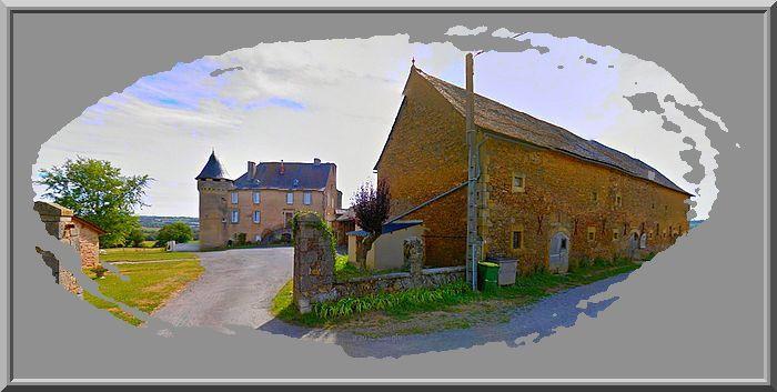 Un habitat médiéval qui a su lentement changer