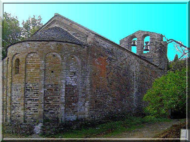 Cette église est elle vraiment fortifiée ?