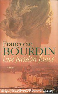 Une passion fauve FBourdin 1