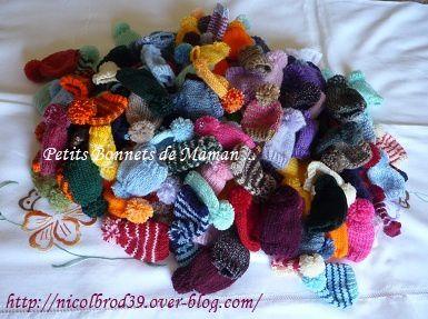 Bonnets Maman 2012