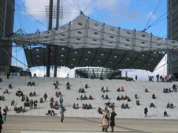 LA DEFENSE, Le 11 Novembre 2006, 20 février 2007 Photos: © Emmanuel CRIVAT