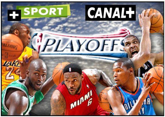 nba playoffs canalplus