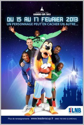 Disneyland Paris Leaders Cup LNB