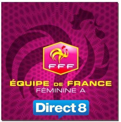 Logo France Féminin Direct 8