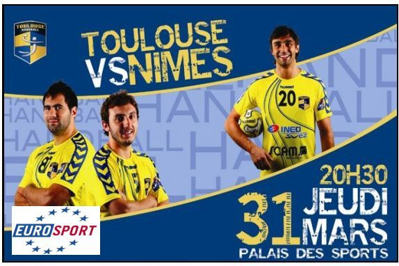 toulouse nimes hand def