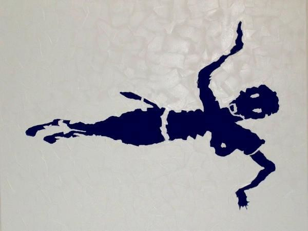 Odalisque 2 Lili-oto peinture: huile sur toile de l'icône à la chimère