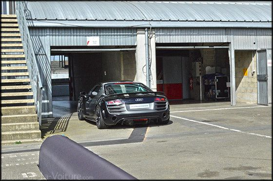 audi driving experience 3.4