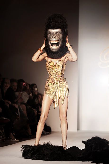 king kong the blonds
