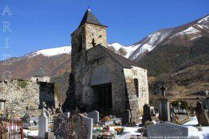 Chapelle castrale - Le Trein d'Ustou