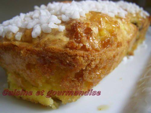 Cake brugnon sucre perlé (copyright)