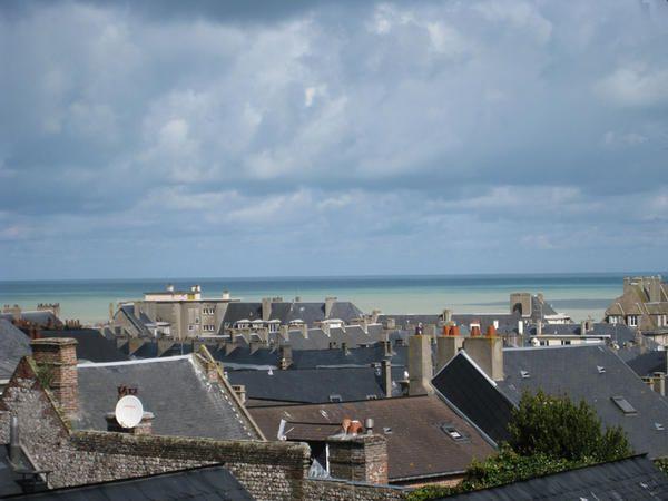 Le ciel est par-dessus le toit - Paul Verlaine St-Valery-la-mer-derriere-les-toits