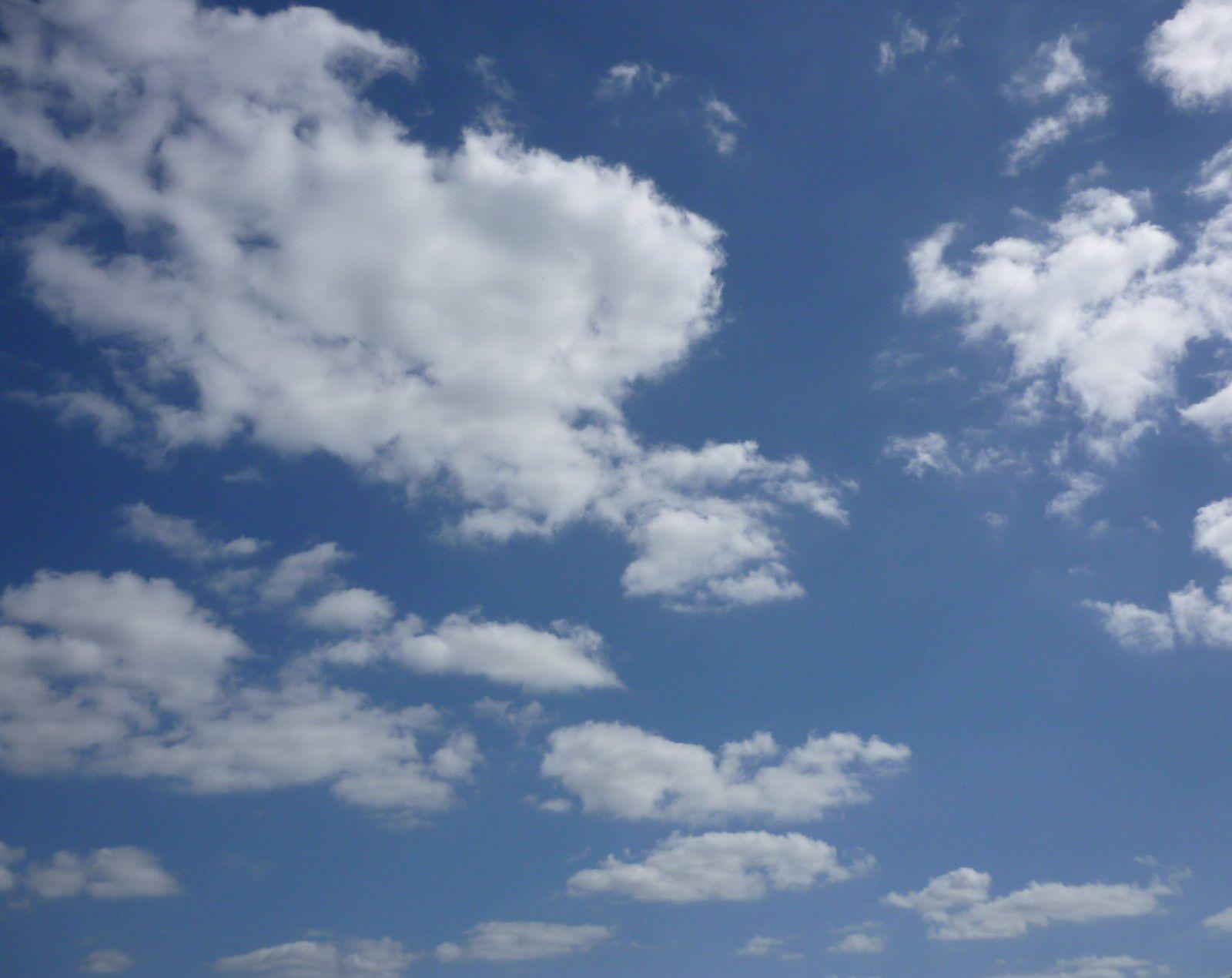 Voyage bleu ciel
