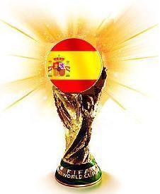 espagne vainqueur coupe du monde mondial 2010