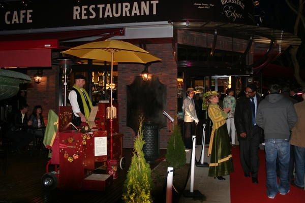 Photos : Inauguration de la Brasserie Edgard Vannes