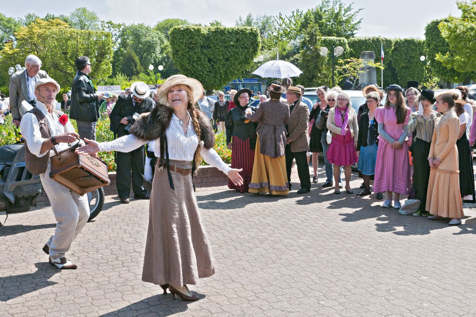 Photos : Offranville Belle-epoque