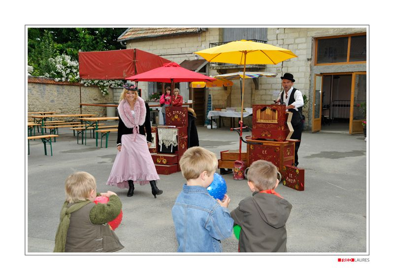 Photos : Roucy fête du moulin 2010