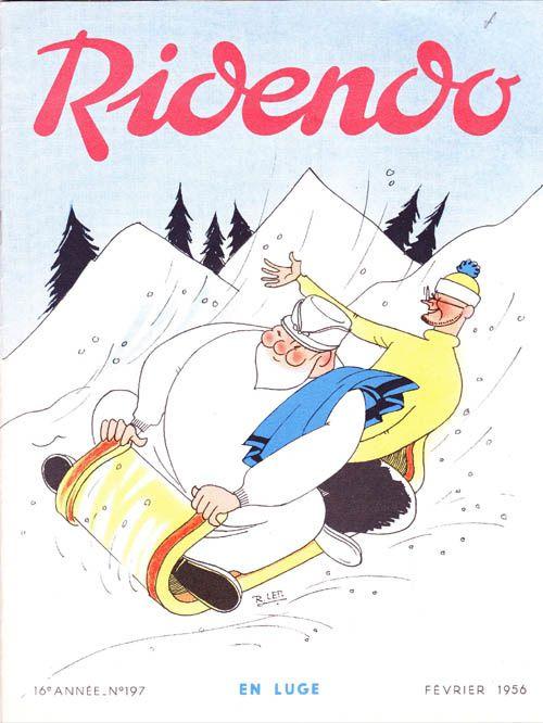 RIDENDO 197 février 1956