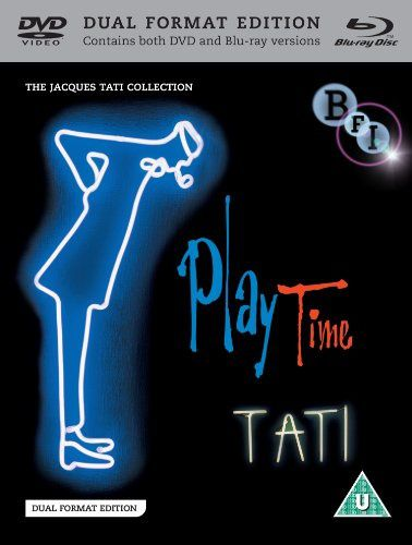 [blu-ray] Playtime : regard d'enfant sur un monde d'adultes