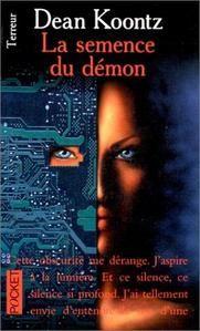 [roman] la Semence du démon : et si HAL avait été obsédé sexuel ?