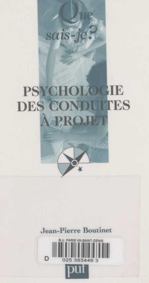 Psychologie des conduites