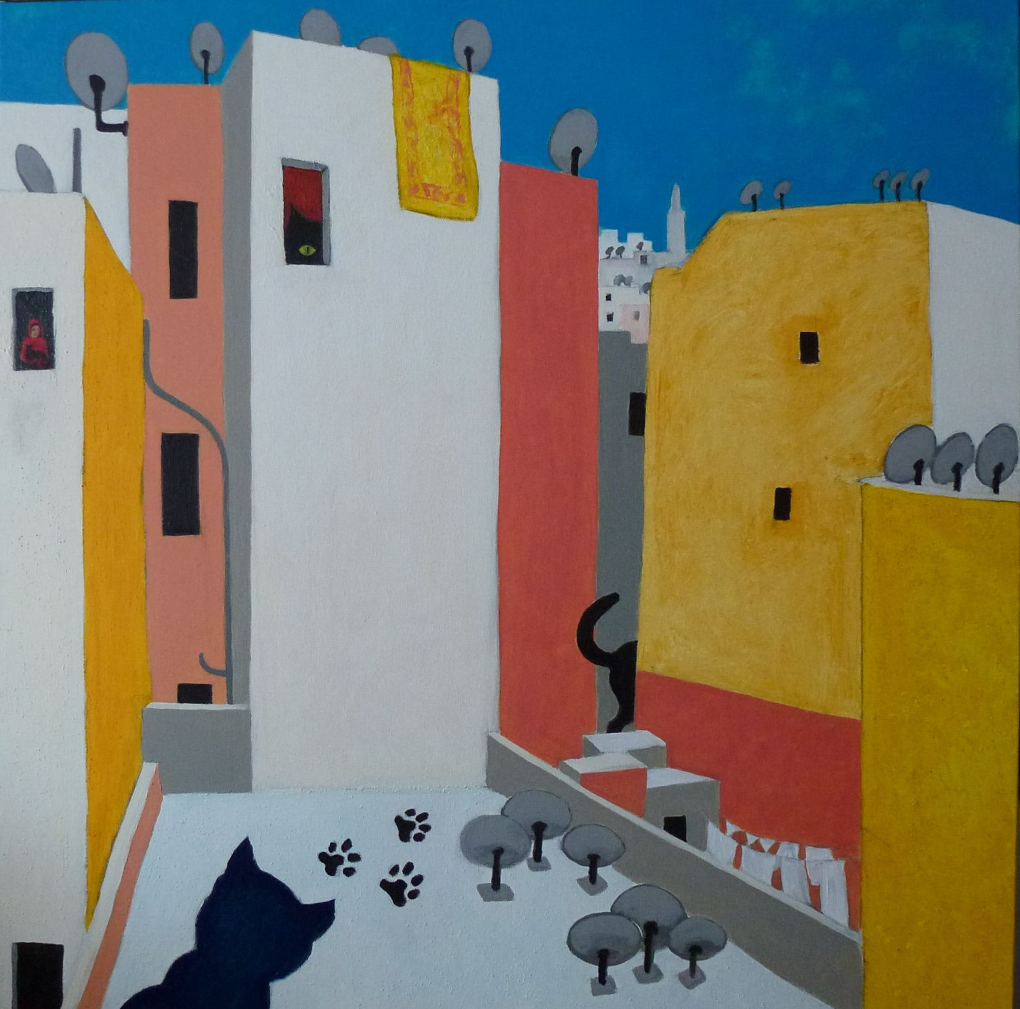 Peintures et dessins  2012-13