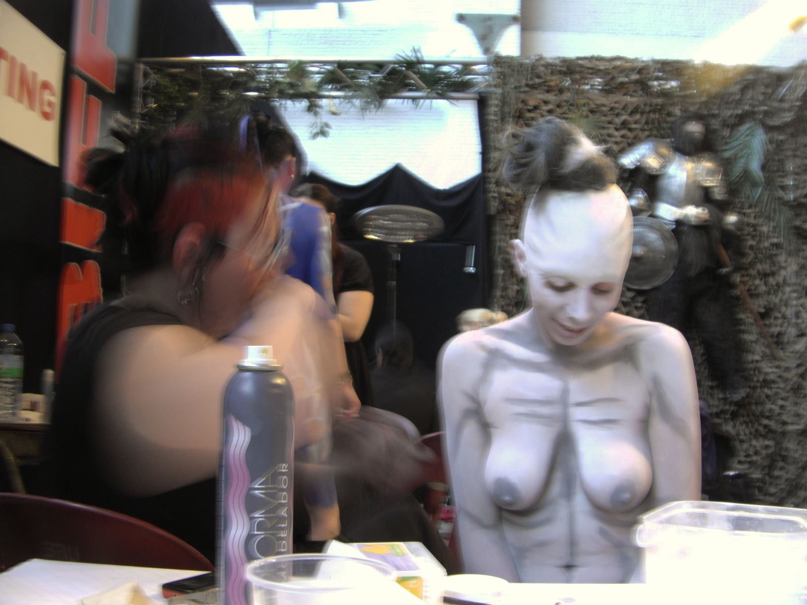 Body Painting et COSPLAY