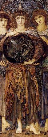 Burne-Jones Days of création troisième jour