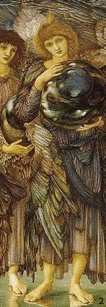 Burne-Jones Days of création deuxième jour