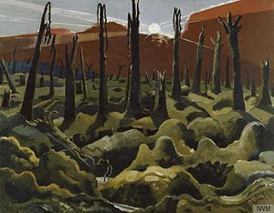 Nash Paul We are making a new World (1918)