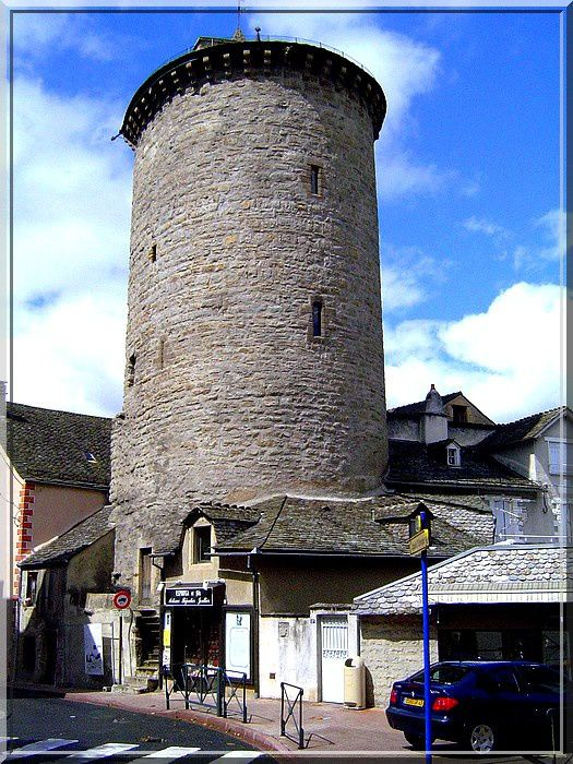N'est elle pas magnifique la tour des Pénitents ?