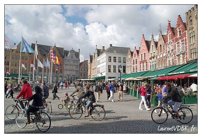 Bruges Place Markt 0009