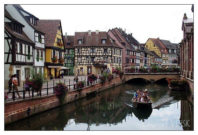 Alsace - Colmar - Petite Venise