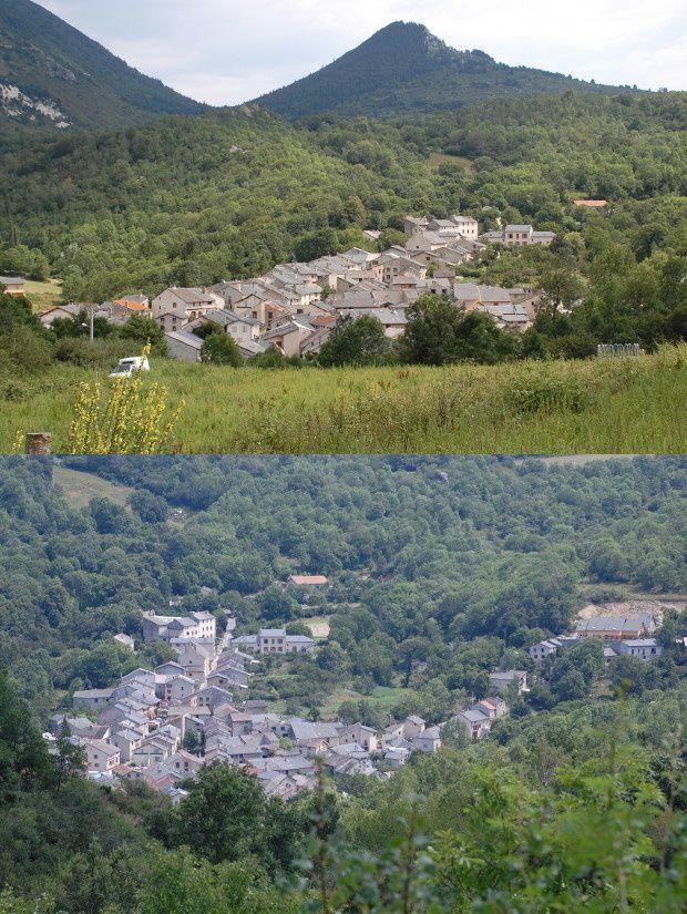 escouloubre 2010 b village a