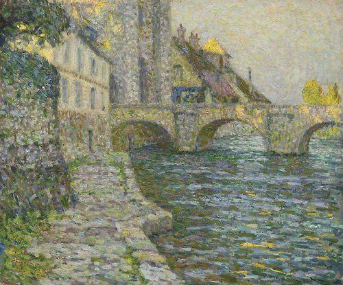 Henri-Le-Sidaner--French--1862-1939---Matin-gris--Moret--Gr.jpg