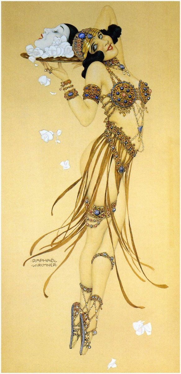 1916The Century Girl Raphael Kirchner