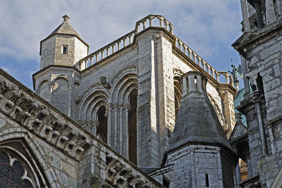 De la cathédrale en passant par le centre de cette ville très agréable