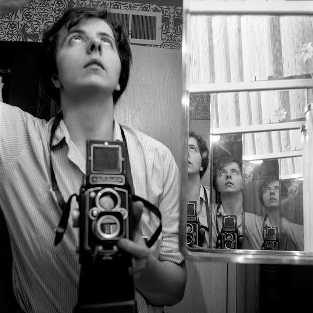 Vivian Maier Self-Portrait (14)