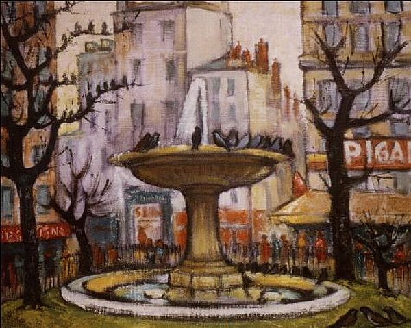A pigalle madeleine Wagner