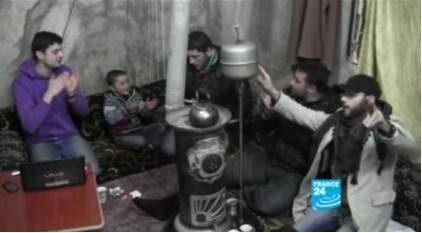 reportage syrie france 24