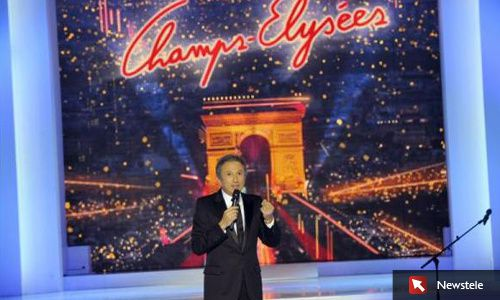 michel-drucker Champs elysees