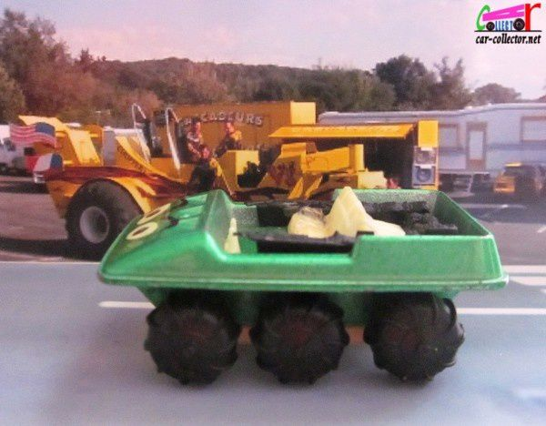 amphibie-vert-majorette-vehicule amphibie-green