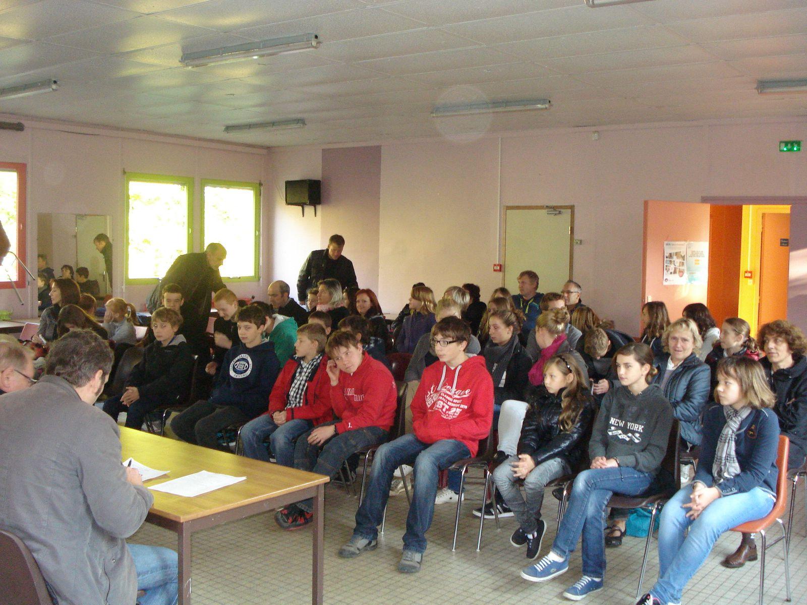 AG du CD55 à Verdun, er Interclubs benjamins et meeting Meuse de demi-fond
