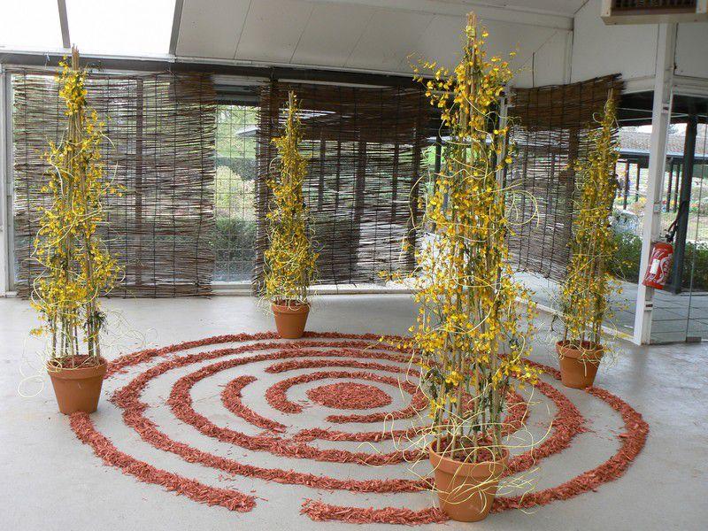 Compositions florales et végétales