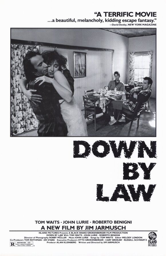 Down by Law - affiche