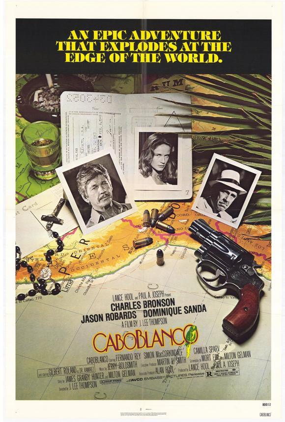 Cabo Blanco - affiche