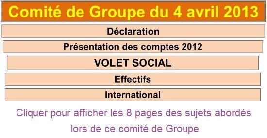 Etiquette comité de groupe 4 avril 2013