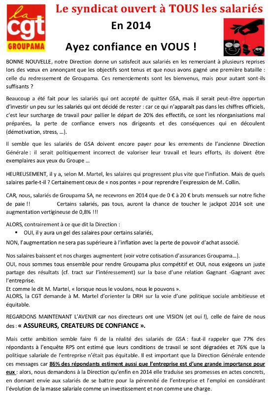 Visu tract CGT GSA janvier 2014 V Déf